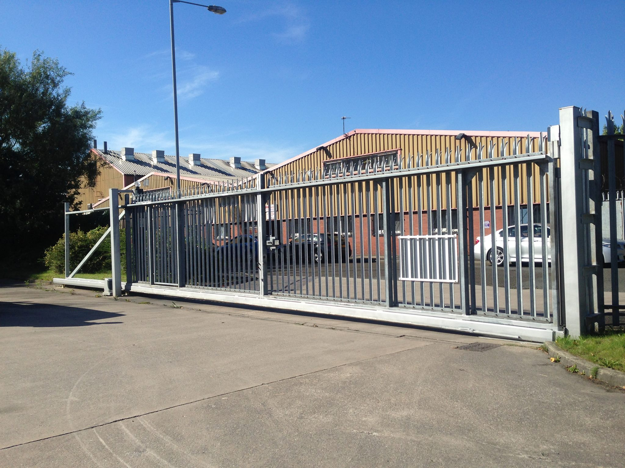 Automation Supply Electric Gates Manchester Cheshire