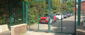 Installation of Security Access Systems on Primary School [Nice BM4024 & Nice TO4024]