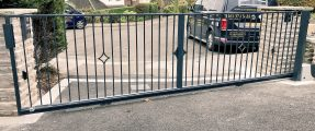 New Install of Sliding Gate & Automation [NICE RB1000]