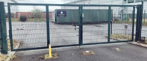 SINGLE AUTOMATED GATE FOR STAFF CAR PARK – TO5024