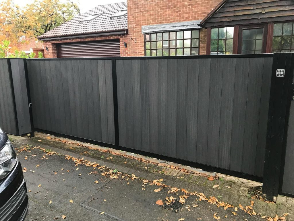 116793599_3184297594958335_1199596012202772924_o-1024x768 Composite Electric Sliding Gate - using Nice Automation - Manchester